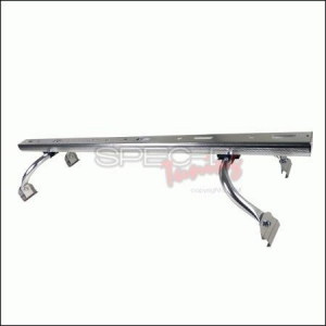 China Universal Spec-D Roof Light Bar - Aluminum Finish - RRB-5770 on sale
