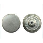 China VT 20mm Non Sew Denim Shirt Buttons on sale