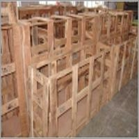 China Large Wooden Packing Crates on sale