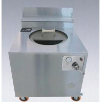 Gas tandoor oven ( aluminum inside wall )
