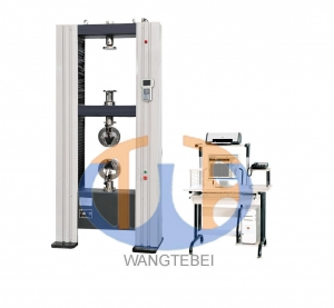 China Micro Computer Type Tension Testing Machine on sale