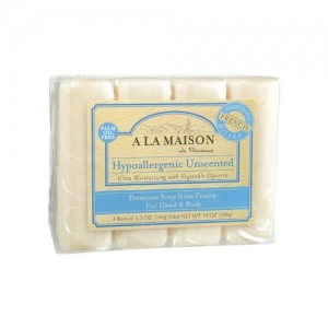 China A La Maison Bar Soap Unscented Value Pack - 3.5 oz Each / Pack o on sale