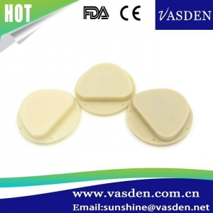 China Amann Girrbach Dental PMMA Blank Implant Material on sale