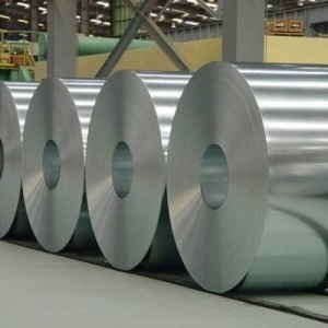 China ISO9001 Approval Galvanized Coil , Roofing Tiles Spangle Galvanized Sheet Metal on sale