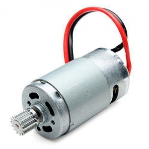China HOSIM RC Car Spare Parts 390 Motor With Gear DJ01 for GPTOYS 911 on sale