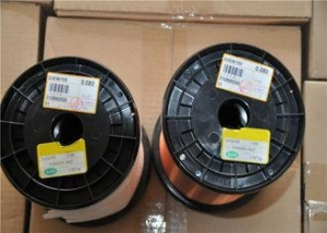 China High Temperature Insulated Motor Winding Copper Wire 0.012 - 4.5mm For Solenoid Coils on sale
