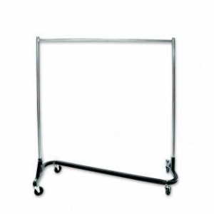 China Z Style Floor Display Stand for Clothing Store Fixture on sale