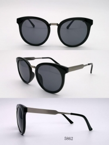 China Woman's Retro Style Sunglasses Injection Frame Glasses on sale
