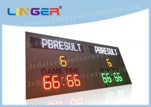 China UV Protection Type Portable Electronic Scoreboard Basketball Paintball Sport on sale