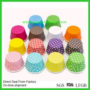 China Cheap Paper Cupcake Cases for Cakes and Wedding on sale