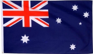China 3x5ft Australia Flag on sale