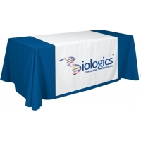 Custom Table Cover - Table Runners with Logo