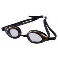 China 2016 no myopia FDA silicone prescription goggles swimming on sale