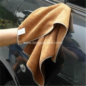 China microfiber car wash drying towel on sale