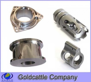 China Precision Titanium Steel Alloy Aircraft Components and Lug Nuts Custom Products on sale