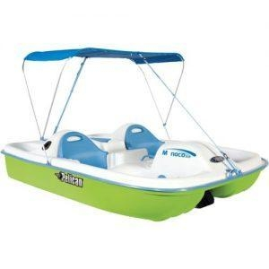 China Paddle/Electric Boat Water Electric Pedal Boat For Sale on sale