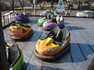 China Bumper Cars Attractive Kiddie Amusement Park Bumper Cars for Sale on sale