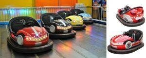 China Bumper Cars New Kids UFO Bumper Car For Sale on sale