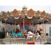 China Carousel Ride amusement park carousel ride for sale
