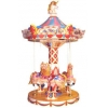 China Carousel Ride amusement park carousel ride for kids for sale