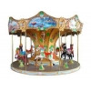 China Carousel Ride 12 Seats Mickey Mouse Kiddie Carousel Merry Go Round for Sale for sale