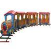China Amusement train Cheap Theme Park Track Trains for sale