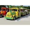 China Amusement train small park trackless train for sale with high quality for sale