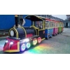 China Amusement train Quality Fiberglass Trackless Mall Trains With Attractive Appearance for sale