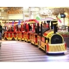 China Amusement train Best Selling Electric Trackless Train Rides Cheap for sale