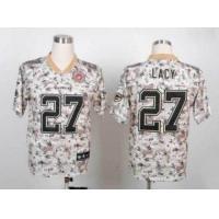 Nike Packers #27 Eddie Lacy Camo Men