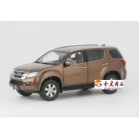 Car Model 1:18 ISUZU mu-X