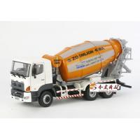 Car Model 1:35 ZOOMLION 10CBM MIXER Truck