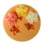 Cake Mould Flower Soap Mold FZ1085