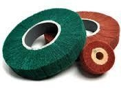 China High Quality Various Size Non Woven Abrasives Wheels with Factory Price on sale