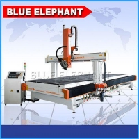 High Z travel 4 Axis Atc CNC Wood Carving Machine