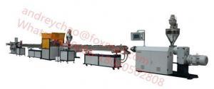 China High Precision PVC PE Nylon Braided Hose Pipe Extruder Machine Line on sale