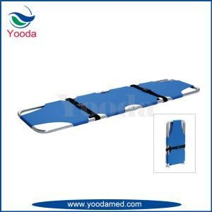 China Ambulance Patient Foldable Stretcher on sale