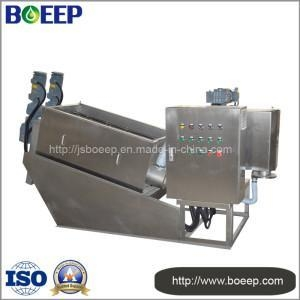 China Sludge Dewatering Filter Press Machine in Chemical Wastewater Treatment (MYDL302) on sale