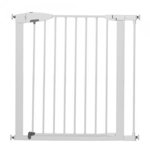 China Dogs Munchkin Easy-Close Metal Safety Gate, White on sale