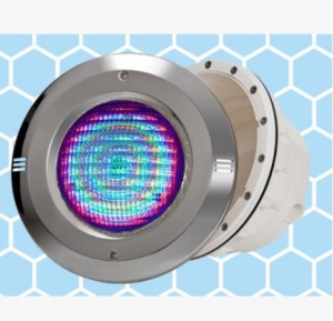 China Underwater Green Light 24W Underwater Lights For Pool Led Light Pool on sale