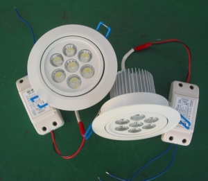 China White Led Downlights Buy Led Downlights 7W Recessed Led Light Fixtures on sale