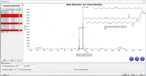 China SimLipid 6.01 Mass Spectrometry on sale