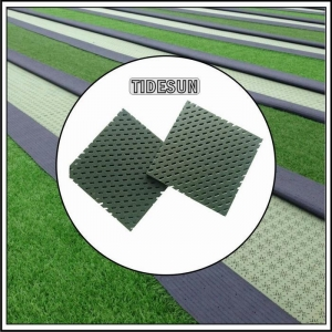 China Independent Anti Vibration Shock Pads for Football Artificial Turf on sale