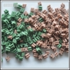 China New Material Recycled Artificial Rubber Granules Products for Futsal Artificial Grass for sale
