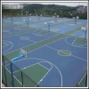 China The Nicest Basketball Court Basketball Field and Court Floor Layout for sale