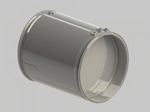 China Discount Appliances Detroit Diesel DD13 DD15 Diesel Particulate Filter EA6804910794 on sale