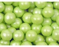 China Pearlized Sixlets (Lime Green) 10 Lbs. on sale