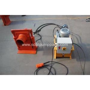 China Concrete pump parts hydraulic shut off valve on sale