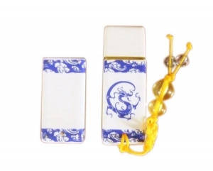 China China Dragon Ceramic USB Flash Drive on sale