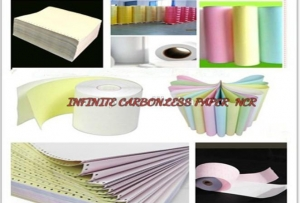 China Carbonless paper / NCR paper on sale
